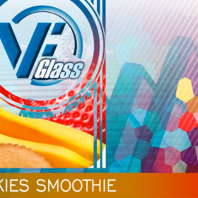 Líquidos Vap Fip Cookies Smoothie 20ml + nicokit gratis 10ml