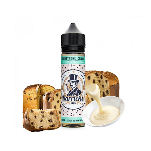 Mad Alchemist Labs panettone Crush 50 ML con nicokit gratis