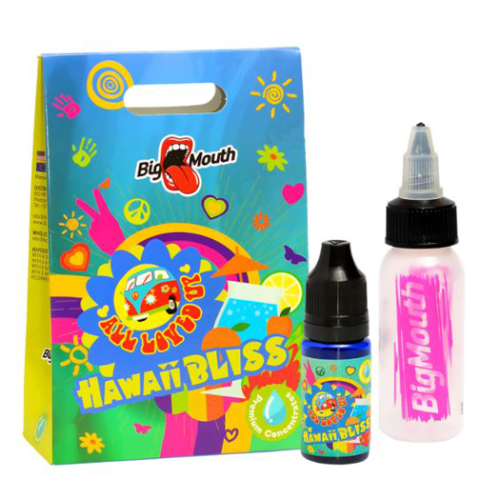 Aroma BigMouth All Loved Hawaii Bliss 10 ml