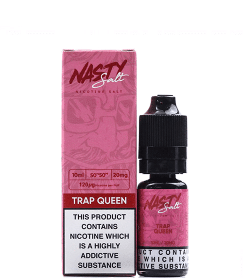 Sales de Nicotina Trap Queen Nasty Juice sales de nicotina