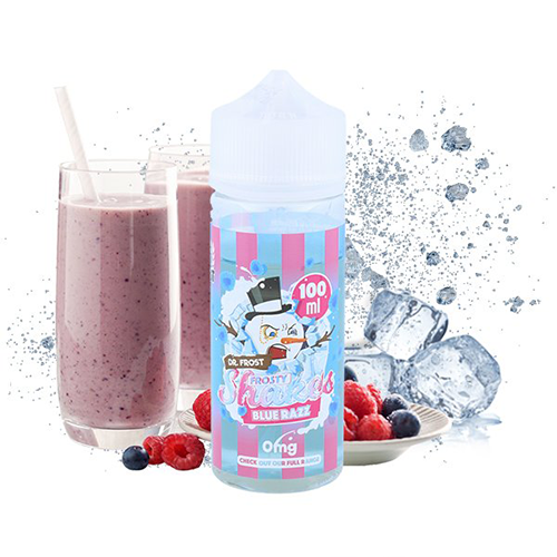 Dr Frost BLUE RAZZ 100ml