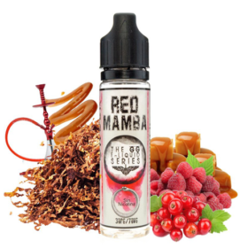 Red Mamba - The Golden Greek 50ml + Nicokit Gratis